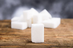 Sugar cube Royalty Free Stock Photos