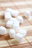 Sugar cubes Royalty Free Stock Photos