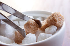 Free Sugar Cubes Stock Photography - 16201772