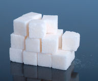 Sugar Cubes Stock Photos