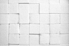 Sugar Cubes Lizenzfreies Stockfoto