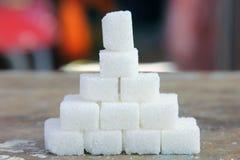 Sugar Cubes photos libres de droits