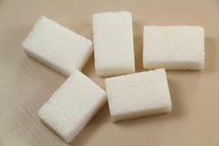 Sugar Cubes Fotografia de Stock Royalty Free