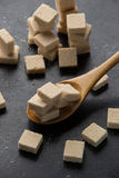 Sugar Cubes Stock Afbeelding