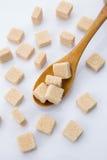 Sugar Cubes Royalty-vrije Stock Afbeelding