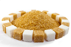 The sugar Stock Images