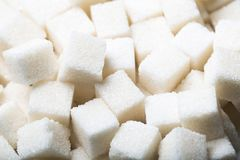 Sugar. Cubes macro food table  dessert  cube stock images