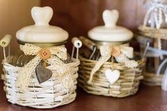 Sugar cubes in sugar bowl and sugar tongs Royalty Free Stock Image