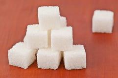 Sugar cubes Royalty Free Stock Photography