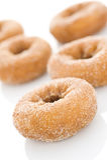 Sugar donut Stock Images