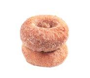 Sugar donuts Stock Photography