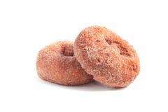 Sugar donuts Royalty Free Stock Photos