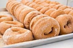 Sugar Donuts Royalty Free Stock Photography