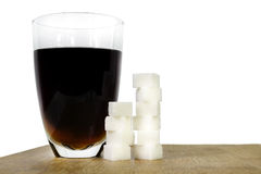 Sugar drink Stock Photo