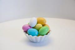 Sugar Eggs arkivbild