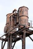 Sugar factory Royalty Free Stock Photography