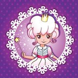 Sugar fairy princess portrait � series 1/ 4 Royalty Free Stock Photo