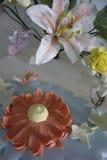 Sugar Flower. For cake decoration Stock Photo