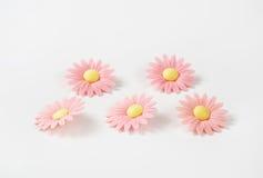 Sugar flowers Stock Photo