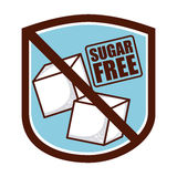 Sugar free Stock Photography