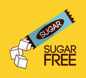 Sugar free Royalty Free Stock Photography
