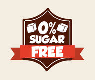 Sugar free Royalty Free Stock Images