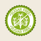 Sugar free Stock Image