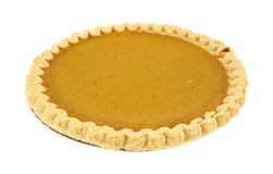 Sugar free pumpkin pie Royalty Free Stock Photo