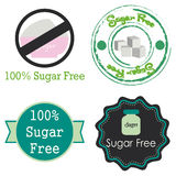Sugar free Royalty Free Stock Image