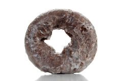 Sugar Glazed Doughnut Stock Images