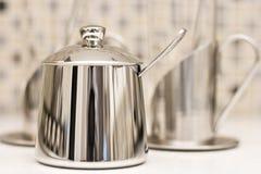 Free Sugar Jar Stock Photography - 10851942