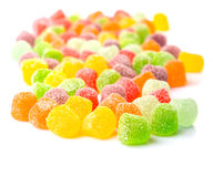 Sugar Jelly Candy VIII Royalty Free Stock Photo