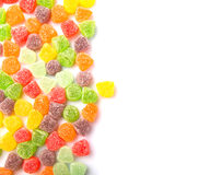 Sugar Jelly Candy X Royalty Free Stock Photos