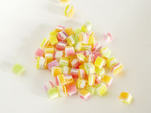 Sugar jelly Royalty Free Stock Images
