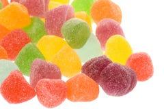 Sugar Jelly Macro Stock Photos