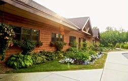 Sugar Lake Lodge fotos de archivo libres de regalías