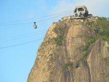 Sugar Loaf. (Pão de Açucar) - Rio de Janeiro - Brazil Royalty Free Stock Photos