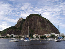 Sugar loaf stock photography