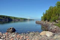Sugar Loaf Cove 1, Meermeerdere stock fotografie