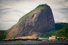 Sugar Loaf mountain Stock Image