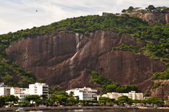 Sugar Loaf mountain Royalty Free Stock Images