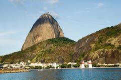 Sugar Loaf Mountain. Rio de Janeiro, Brazil Stock Photos