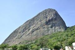 Sugar Loaf Mountain, Rio de Janeiro Royalty Free Stock Photography