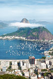 Sugar Loaf Mountain in Rio Stock Photos