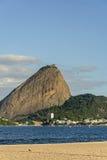 Sugar Loaf. Mountain at Rio de Janeiro Royalty Free Stock Images