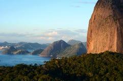 Sugar Loaf Mountain. Sugar Loaf mountain in Rio de Janeiro, Brazil. Pan de Azucar Royalty Free Stock Photos