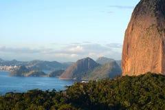 Sugar Loaf Mountain. Sugar Loaf mountain in Rio de Janeiro, Brazil. Pan de Azucar Royalty Free Stock Image