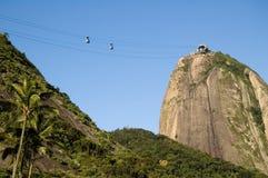 Sugar Loaf Moutain. Sugar Loaf Mountain, Rio de Janeiro, Brazil stock image