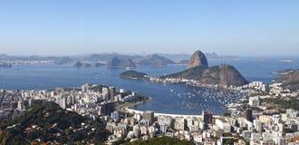 Sugar Loaf, Rio De Janeiro Royalty Free Stock Photos