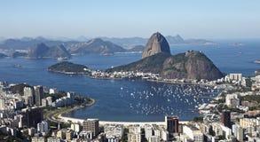 Sugar Loaf, Rio De Janeiro Stock Photography